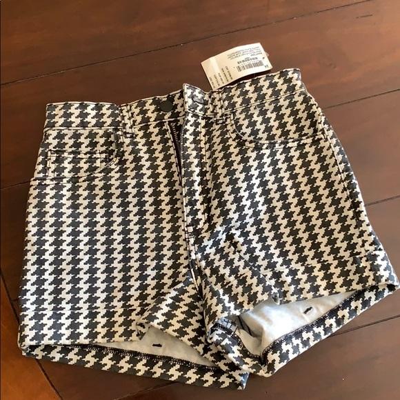American Apparel Pants - American apparel high rise shorts